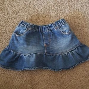 5/$25 - OshKosh Skirt